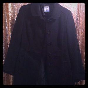 Old Navy Knee-length wool coat